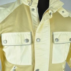 Belstaff Light Yellow Jacket